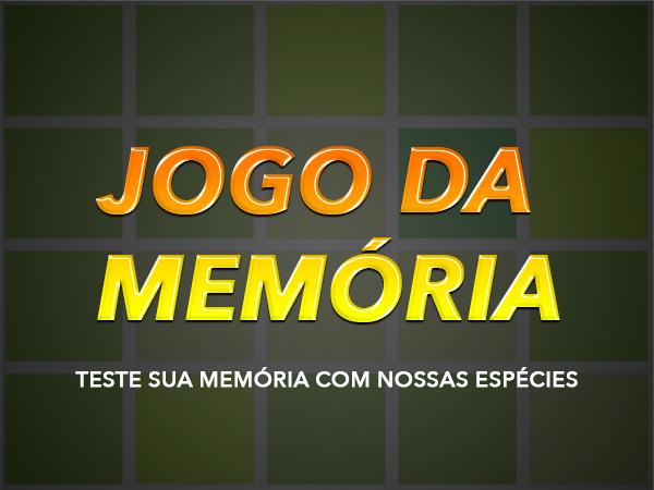 Jogar - Jogo da Memória